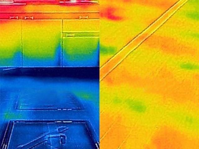 断熱リフォームで+6℃の違いイメージ