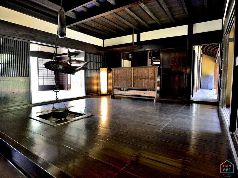 日本家屋のイメージ