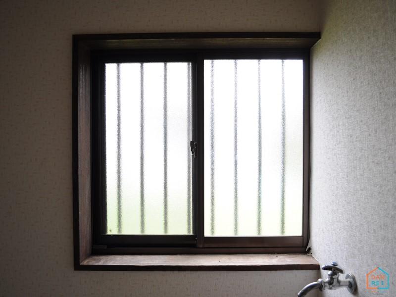 窓の断熱性能の例